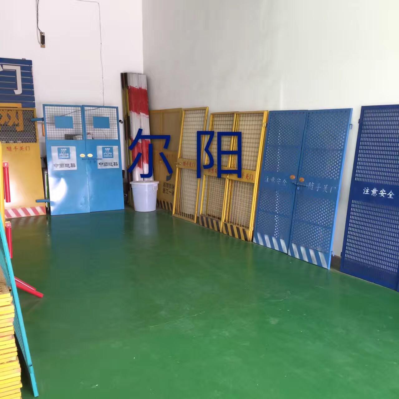 施工电梯防护门厂家